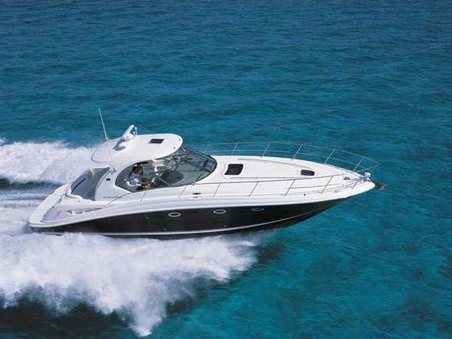 Sea Ray 445 Sundancer